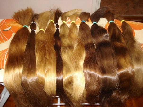 Фото славянских волос
