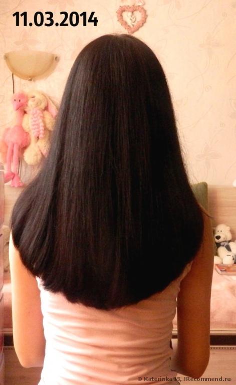 Стрижка волос полукругом