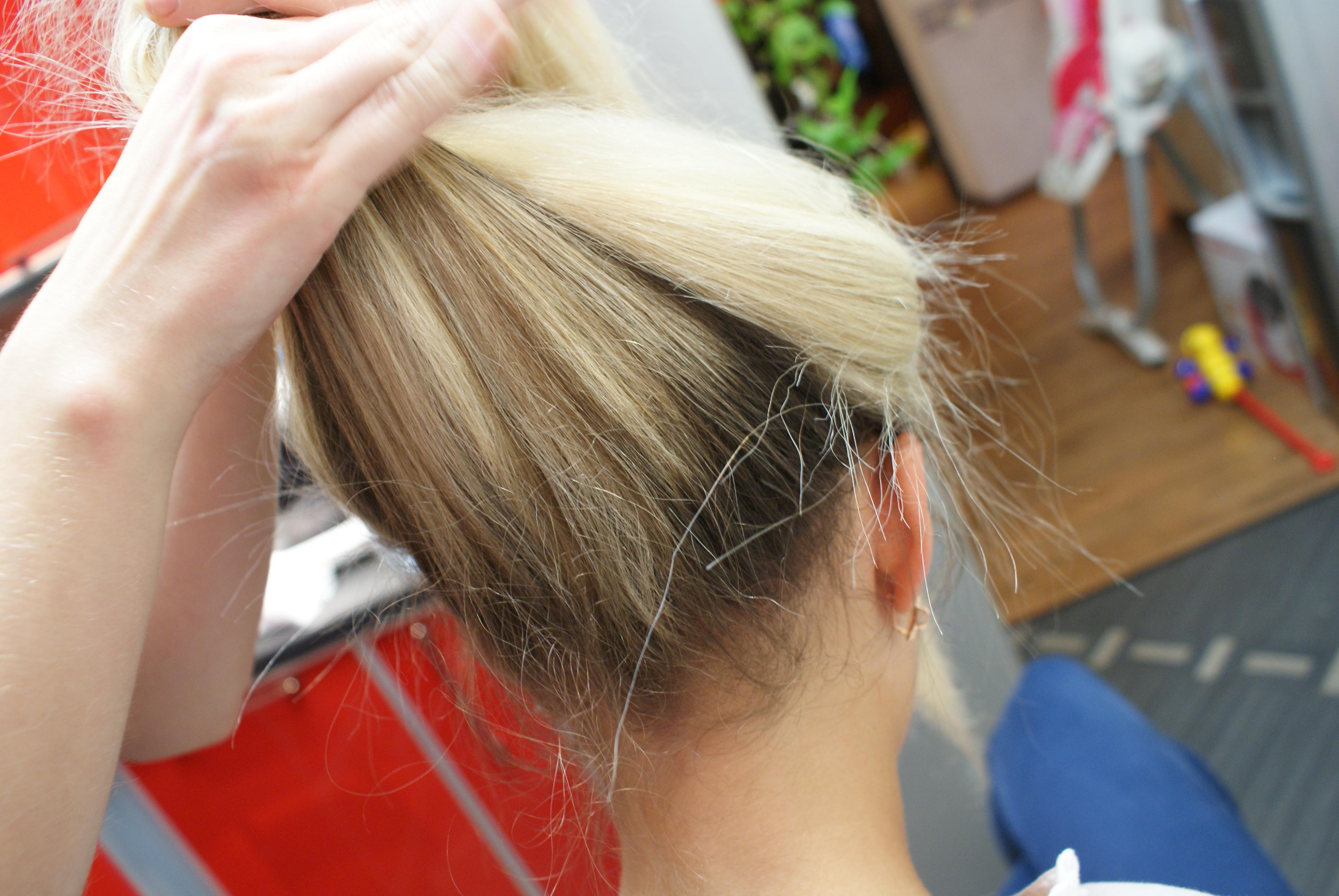 Короткие стрижки на нарощенных волосах