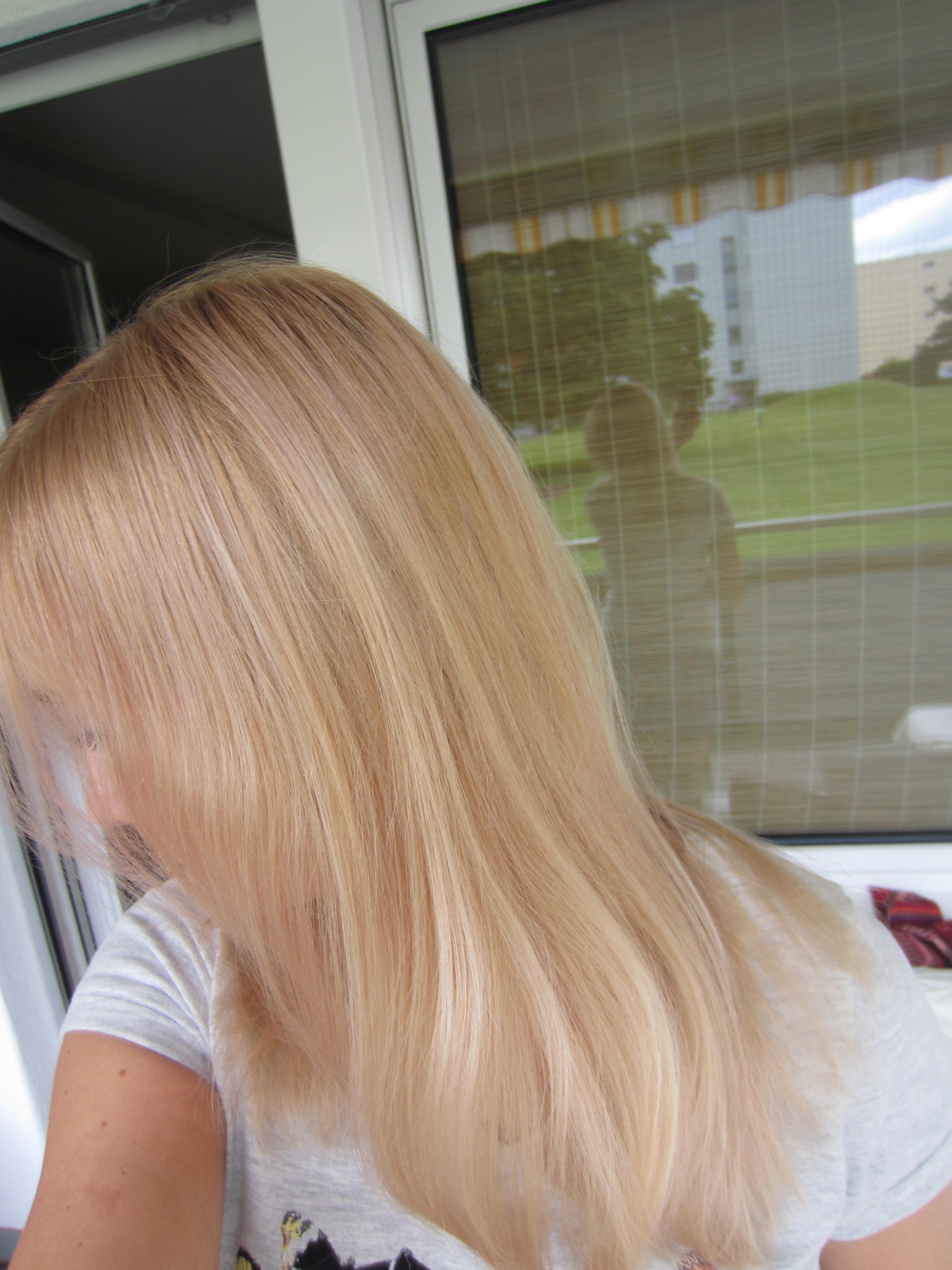 Как тонировать волосы колор тач