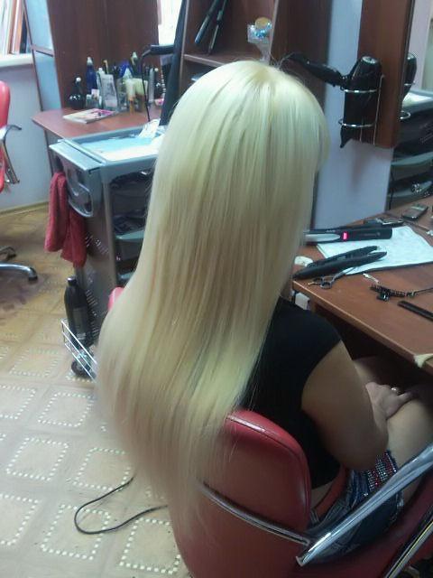 наращивание волос в кемерово
