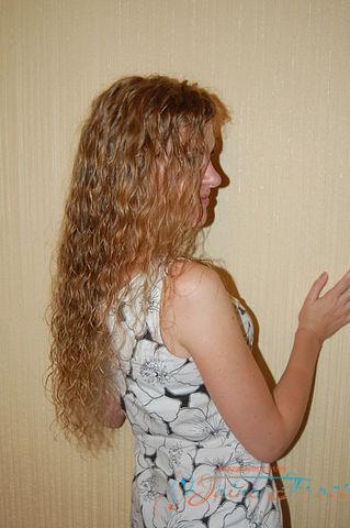 Долговременная укладка на дл.волосы