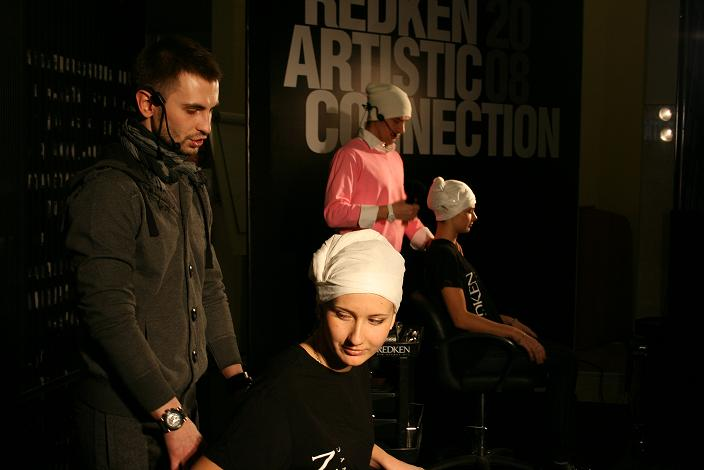REDKEN ARTISTIC CONNECTION 2008