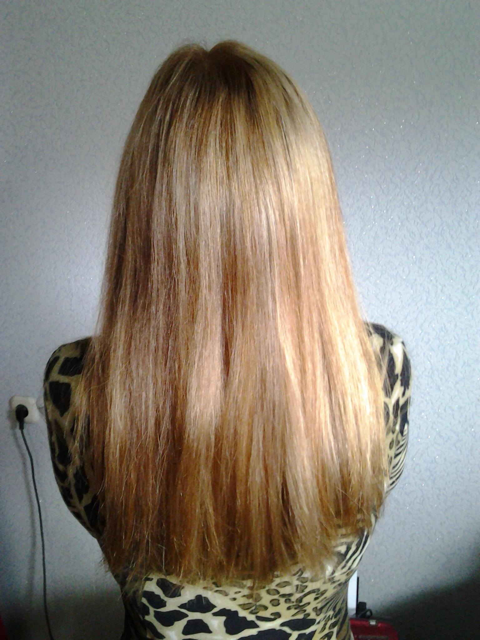 Почти блондинка, но не совсем