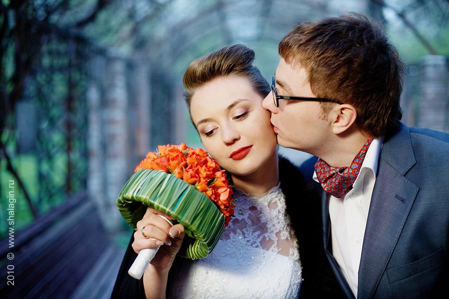 Свадебный фотограф Владимир Шалагин, портфолио 2010, часть 1