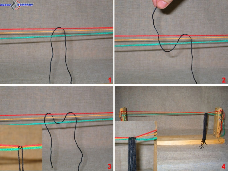 Как сделать шиньон в домашних условиях фото 622