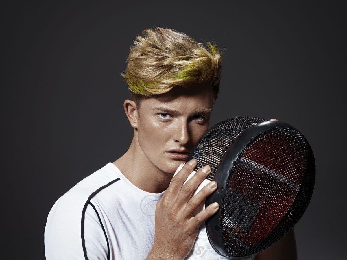 Коллекция от креативной команды Italian Style Framesi — Sporty Couture